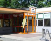 Tierpark Eingangsanlage mit Automatikschiebetüranlagen, Berlin